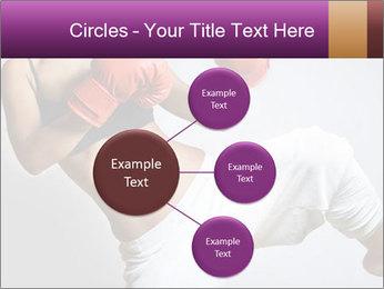 Beautiful woman PowerPoint Templates - Slide 79