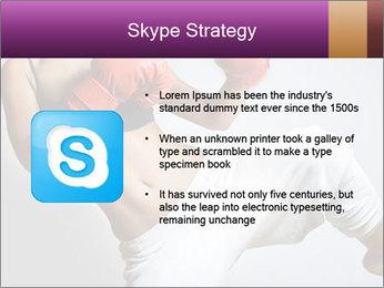 Beautiful woman PowerPoint Templates - Slide 8