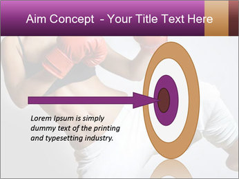 Beautiful woman PowerPoint Templates - Slide 83