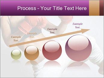 Beautiful woman PowerPoint Templates - Slide 87