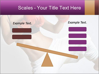 Beautiful woman PowerPoint Templates - Slide 89