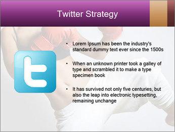 Beautiful woman PowerPoint Templates - Slide 9