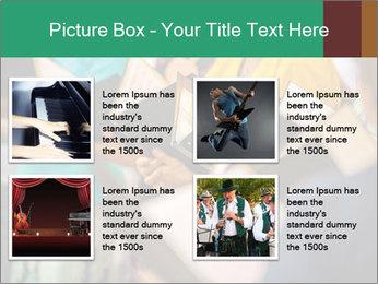 Music festival PowerPoint Template - Slide 14
