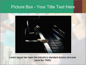 Music festival PowerPoint Template - Slide 15