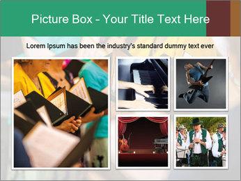Music festival PowerPoint Template - Slide 19