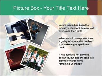 Music festival PowerPoint Template - Slide 23