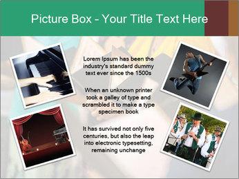 Music festival PowerPoint Template - Slide 24