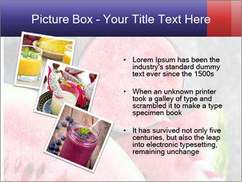 Water melon PowerPoint Templates - Slide 17