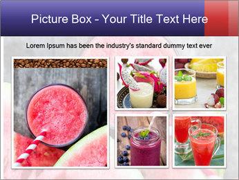 Water melon PowerPoint Templates - Slide 19
