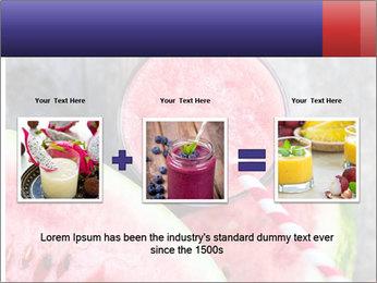 Water melon PowerPoint Templates - Slide 22