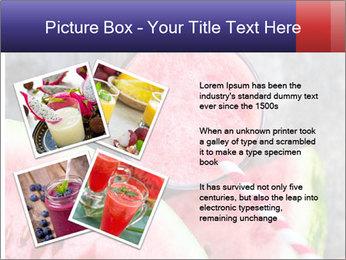 Water melon PowerPoint Templates - Slide 23