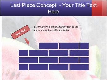 Water melon PowerPoint Templates - Slide 46
