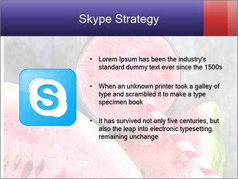Water melon PowerPoint Templates - Slide 8
