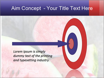 Water melon PowerPoint Templates - Slide 83