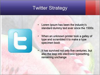 Water melon PowerPoint Templates - Slide 9