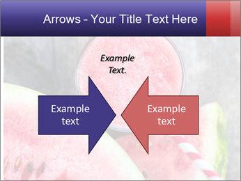 Water melon PowerPoint Templates - Slide 90