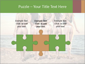 Sexy backs PowerPoint Templates - Slide 42