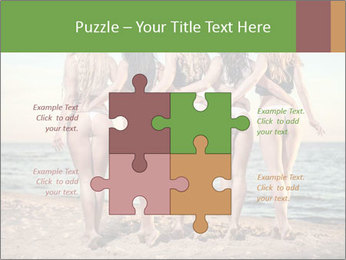 Sexy backs PowerPoint Templates - Slide 43