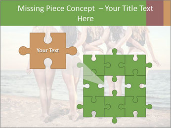 Sexy backs PowerPoint Templates - Slide 45