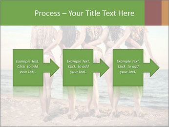 Sexy backs PowerPoint Templates - Slide 88