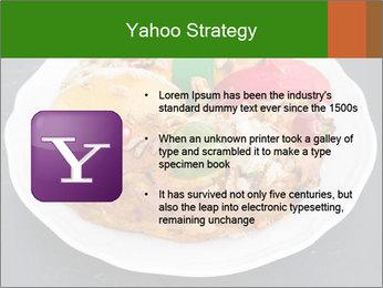 Christmas cake PowerPoint Template - Slide 11