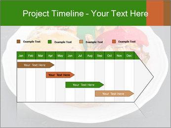 Christmas cake PowerPoint Template - Slide 25