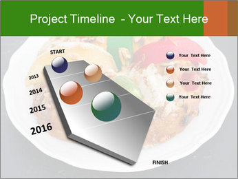 Christmas cake PowerPoint Template - Slide 26