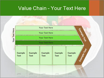 Christmas cake PowerPoint Template - Slide 27