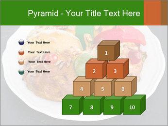 Christmas cake PowerPoint Template - Slide 31