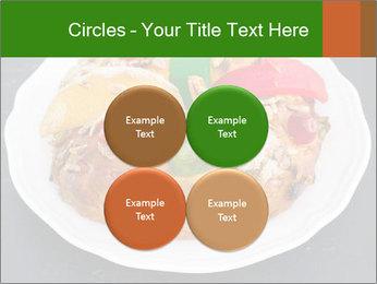 Christmas cake PowerPoint Template - Slide 38
