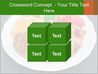 Christmas cake PowerPoint Template - Slide 39