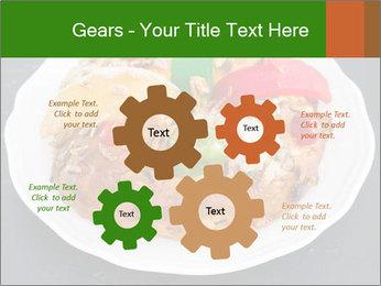 Christmas cake PowerPoint Template - Slide 47
