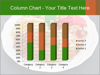 Christmas cake PowerPoint Template - Slide 50