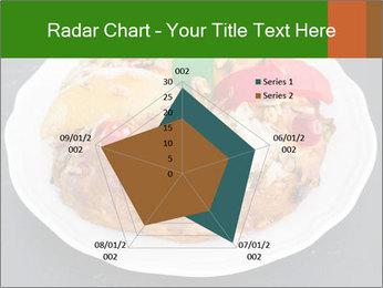 Christmas cake PowerPoint Template - Slide 51