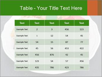Christmas cake PowerPoint Template - Slide 55