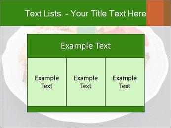Christmas cake PowerPoint Template - Slide 59