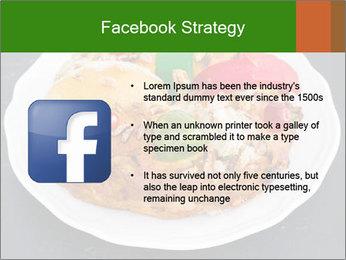 Christmas cake PowerPoint Template - Slide 6