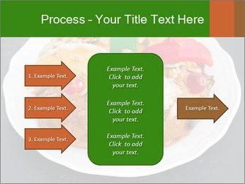 Christmas cake PowerPoint Template - Slide 85