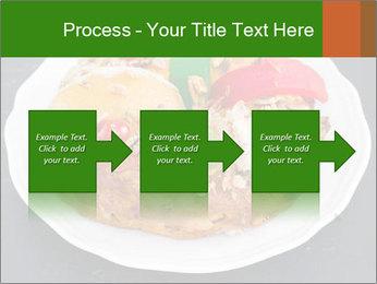 Christmas cake PowerPoint Template - Slide 88
