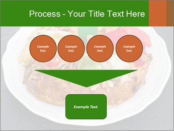 Christmas cake PowerPoint Template - Slide 93