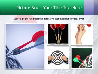 Two darts PowerPoint Templates - Slide 19