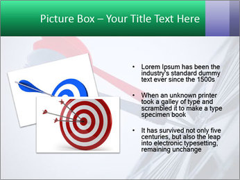 Two darts PowerPoint Templates - Slide 20