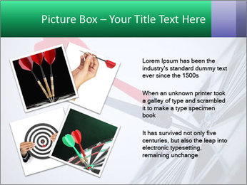 Two darts PowerPoint Templates - Slide 23