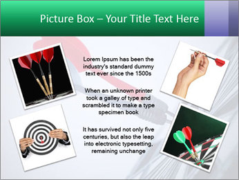 Two darts PowerPoint Templates - Slide 24