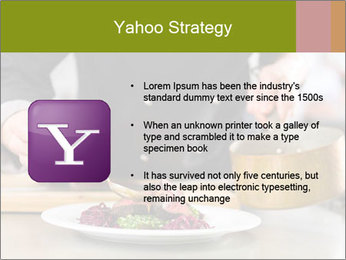 Chef in hotel PowerPoint Templates - Slide 11
