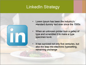 Chef in hotel PowerPoint Templates - Slide 12