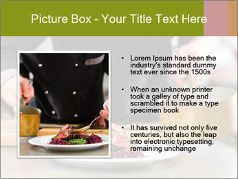 Chef in hotel PowerPoint Templates - Slide 13