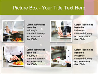 Chef in hotel PowerPoint Templates - Slide 14