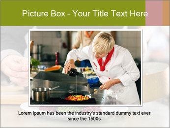 Chef in hotel PowerPoint Templates - Slide 15