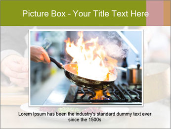Chef in hotel PowerPoint Templates - Slide 16